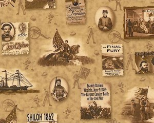 The Civil War Tribute Collection - Not Just for Quilters!