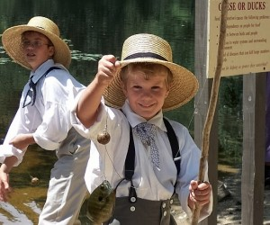 Discovery Camp at Old Sturbridge Village