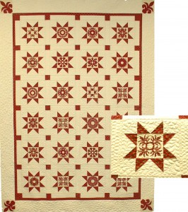 The Calico Horse Features QUAKER QUILTS!