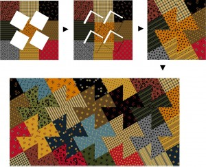 The Latest Quilt Fabric Innovations, from Marcus