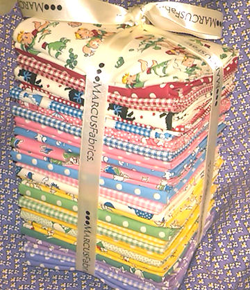 Aunt Grace fabrics by Judie Rothermel for Marcus Fabrics