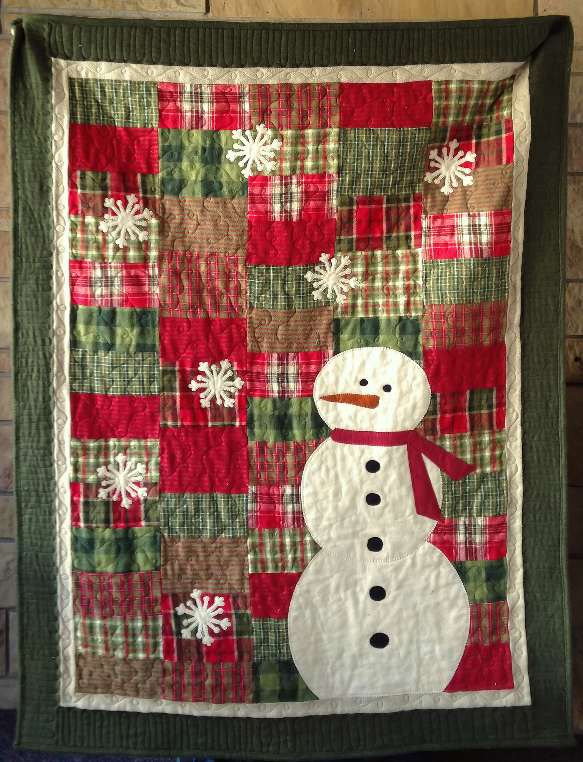 Past Thyme PAtterns | The Marcus Fabrics Blog : snowman quilt pattern - Adamdwight.com