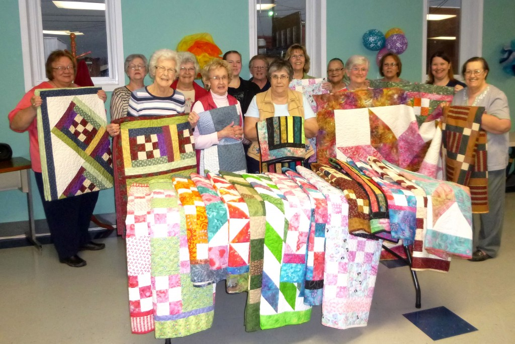 Pieceful Quilters Guild of Richland, MO #marcusfabrics
