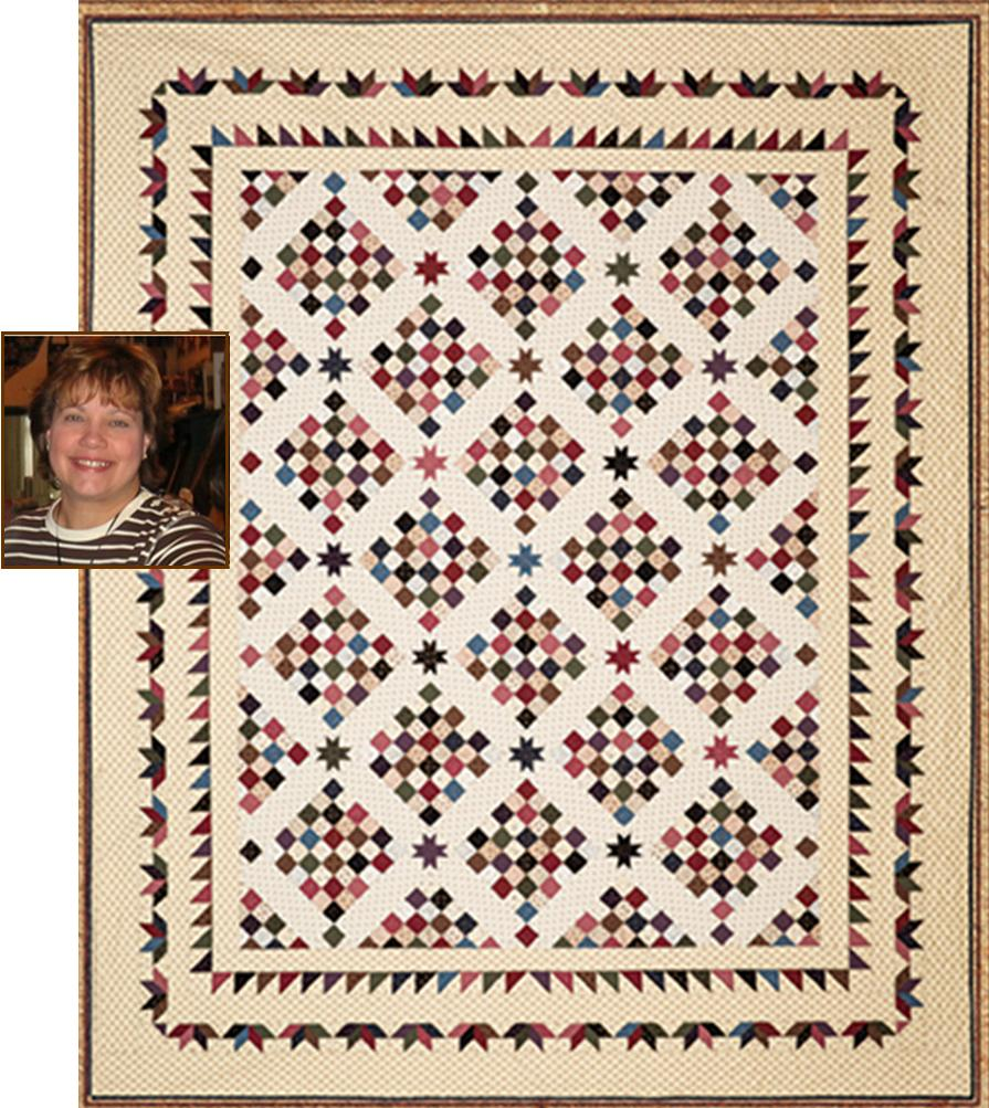 Pam Buda - Love Worn Quilt