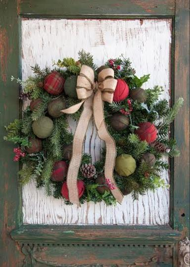 Marcus Holiday Wreath